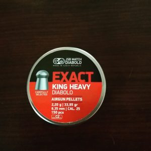 JSB .25 Exact Heavy 150ct