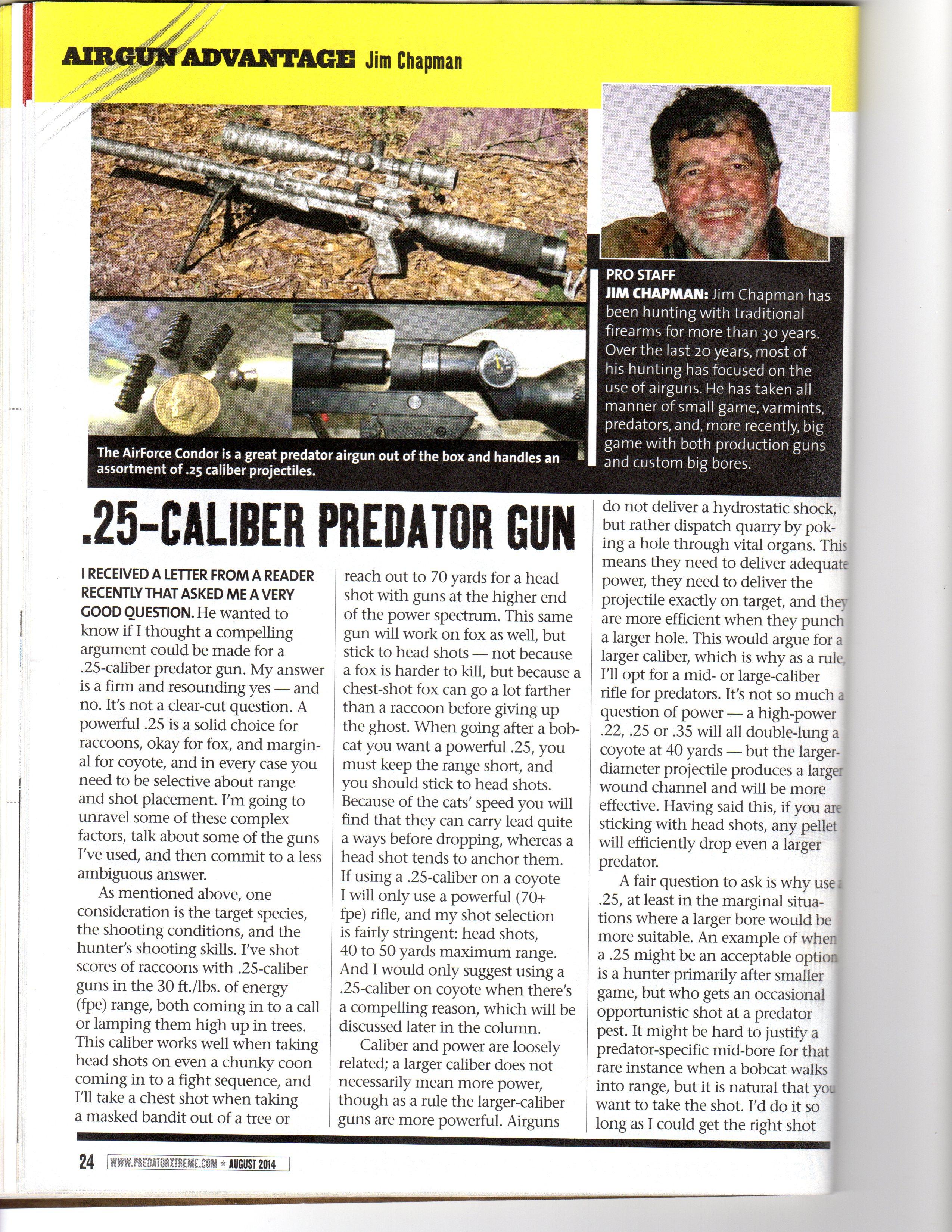 Extreme Predator Mag1044